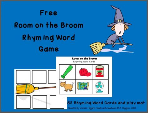 room on the broom free 17 best images about activities using room on the broom on ordinal numbers the book