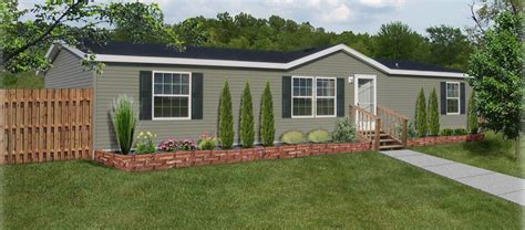 backyard mobile home mobile home landscaping mobile homes and the improvement