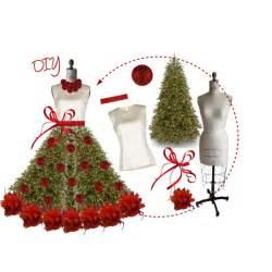 Christmas Tree Ornament Sets Sale - diy dress form christmas polyvore tree polyvore