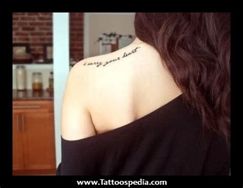 places to get tattoos places to get quote tattoos