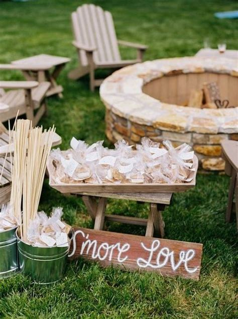 Fall Backyard Wedding Ideas 22 Rustic Backyard Wedding Decoration Ideas On A Budget