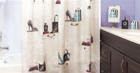 fashionista bathroom set details about fashionista high heel purse bath shower