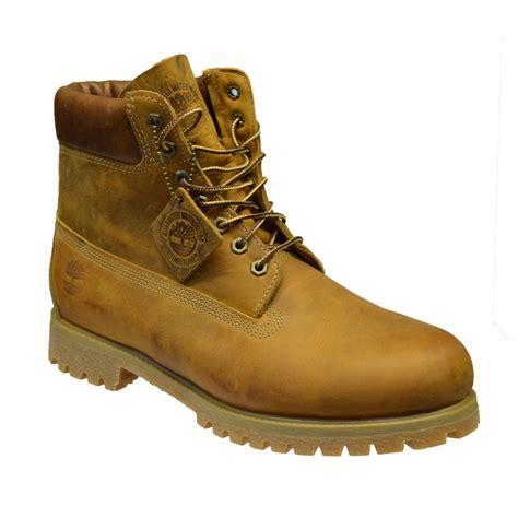 mens boots size 5 timberland timberland 6 inch anniversary orange osf 4