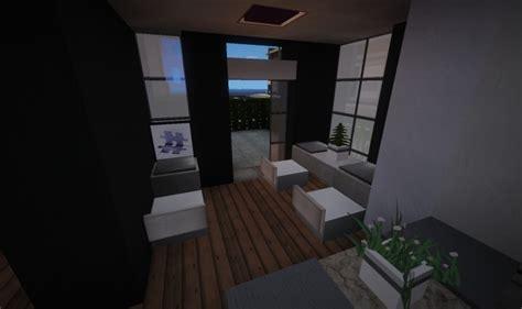 Modern Dining Room Minecraft Modern Starter Home By Blueberrybear Minecraft Project