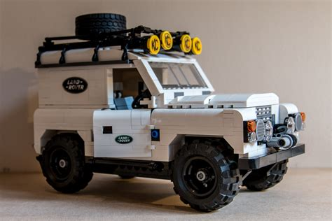 lego range rover lego ideas product ideas landrover 4 x 4