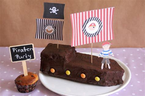 piratenschiff kuchen piratenschiff kuchen selber backen beliebte rezepte
