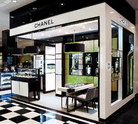 Parfum Shop chanel bloomingdale s espace parfum opening makeup and