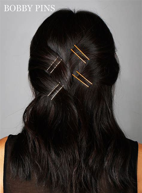 back to school hairstyles without bobby pins bobby pin hairstyling ideas hacks and tips