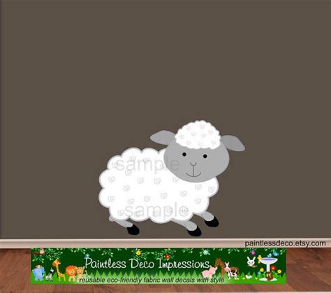 17 Best Images About Babyyy On Pinterest Sheep Nursery Sheep Nursery Decor