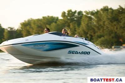 2005 sea doo boat lineup 2005 sea doo sportboat sea doo challenger 180 boat test