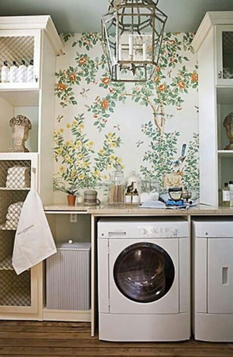 laundry room wallpaper lovely wallpaper in laundry laundry room