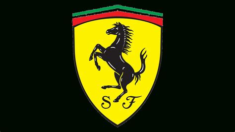 ferrari emblem ferrari logo car wallpaper hd