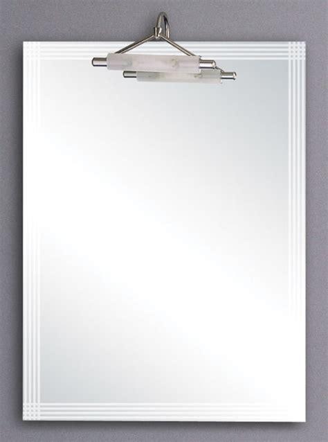 bathroom mirror size kinsale illuminated bathroom mirror size 600x800mm