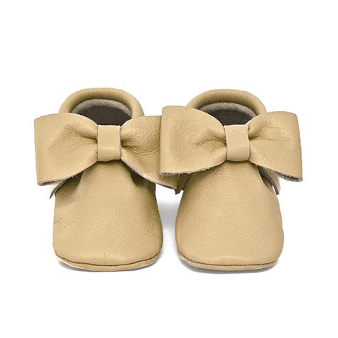 Bow Moccasins coral pear bow moccasins tulips
