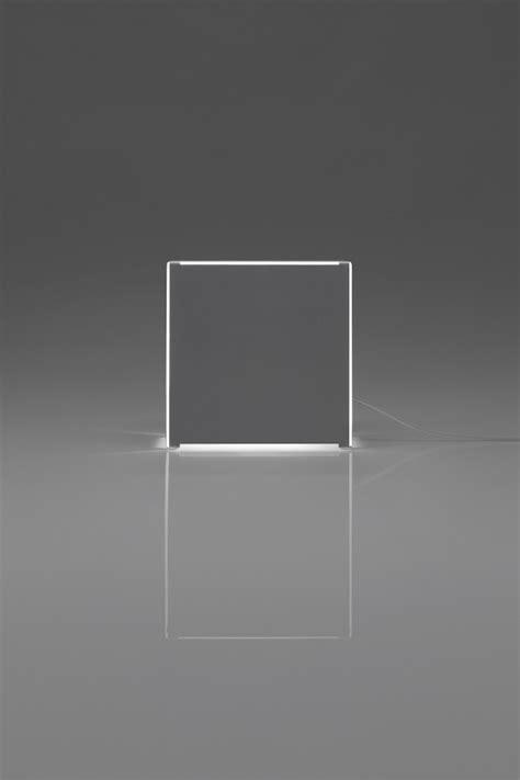 Lu Neon Box neon table light by minimalux