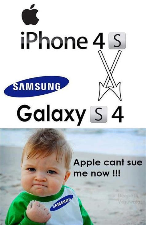 Iphone 4s Meme - samsung galaxy s4 vs iphone 4s meme have results