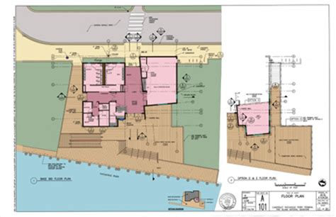 ferry terminal floor plan patchogue ferry terminal groundbreaking ceremony fire