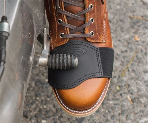 motorcycle boot protector shifter boot protector
