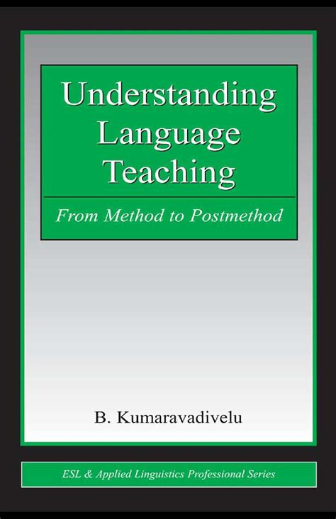 Calam 233 O Understanding Language Teaching