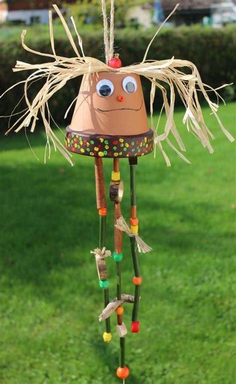 Gartendeko Mit Kindern Basteln