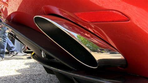 alfa romeo disco volante exhaust alfa romeo disco volante v8 engine exhaust sound