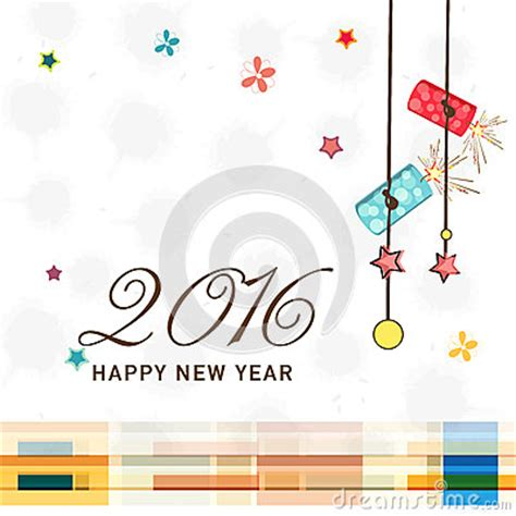 basket of flowers new year greeting card design shop greeting card design for new year 2016 celebration stock