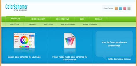 Color Scheme Designer 21 stimulating color palette tools for designers sitepoint