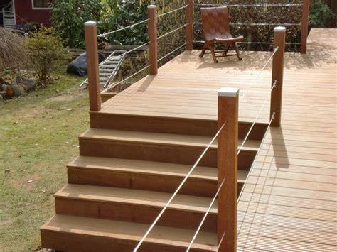 terrasse hoch poolumrandung holz selber bauen bvrao