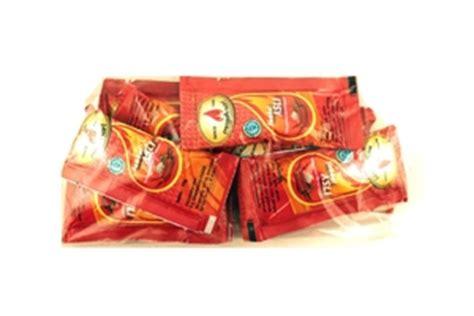 Sambal Terasi Megah Sari megah sari sambal asli 10 sachets bag me c2000 sachet