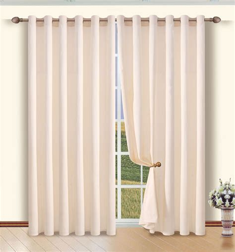 ivory blackout curtains ivory eclipse captree blackout curtain panel zulily ivory