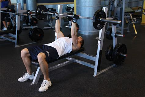 bench tricep reverse triceps bench press exercise guide and video