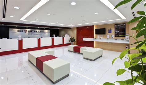 Bank Diele by Icbc Bank Lucky Plaza Design Junction
