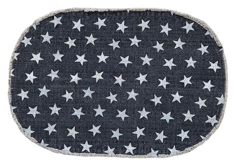 Navy Cotton Rug by Multi Navy Oval Cotton Rug 20 Quot X 30 Quot