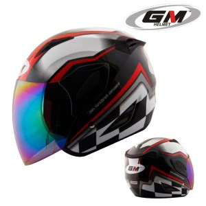 Helm Gm Fighter Racing Sport Helm Gm Fighter Sporty Pabrikhelm Jual Helm Gm