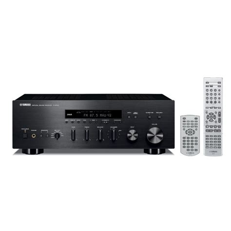 yamaha r s700bl stereo home theater receiver black mch