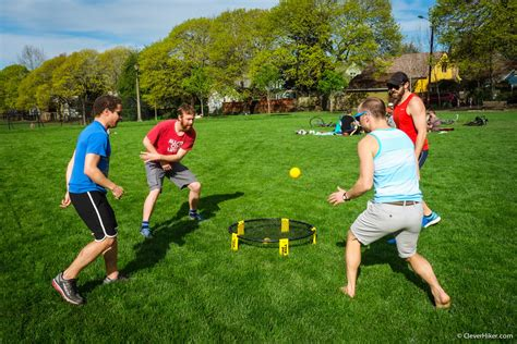 backyard games usa spikeball review spoiler alert it s awesome cleverhiker