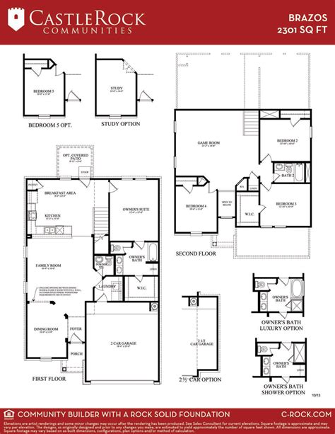 castle rock floor plans castle rock floor plans best free home design idea