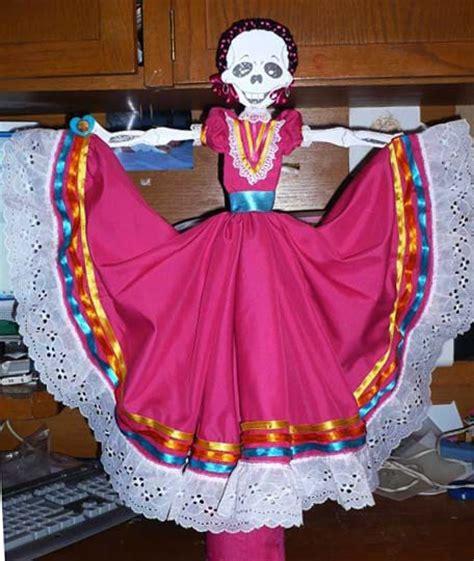 imágenes de calaveras vestidas ideas para vestir a tu calavera dale detalles