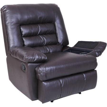 sillon reclinable masajeador serta big memory foam