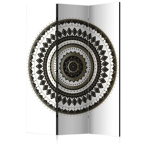 deko trennwand deko paravent raumteiler trennwand foto ethno mandala 10
