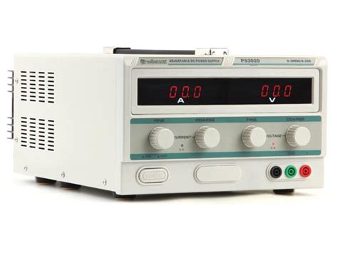 variable bench power supply with lcd and monitor display bench power supply lcd display ps3020