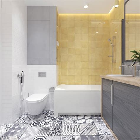 Modern Bathroom Looks Modern Small Bathroom Designs Combined With Variety Of Tile Backsplash Decor Looks So Modern