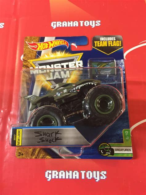 Wheels Jam Shark Shock shark shock 6 10 creatures 2017 wheels jam