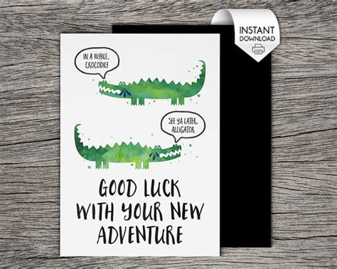 printable goodbye quotes farewell card goodbye card good luck with by