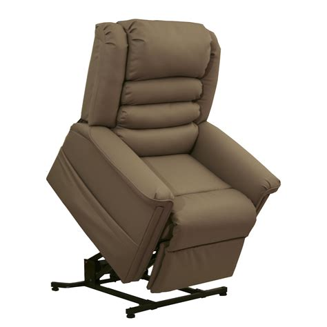Power Lift Recliners Catnapper Invincible Power Lift Chair Lay Out Recliner With Hospital Grade Vinyl 4832