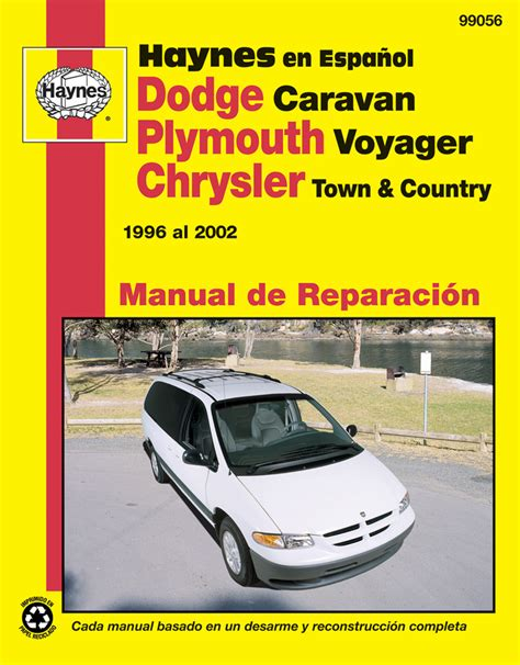 100 2002 chrysler voyager owners manual how to remove a minivan seat youtube 1992 plymouth voyager y chrysler town country haynes manual de reparacion por 1996 al 2002 by