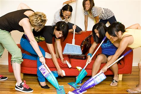 party clean after the party quick easy clean up tips