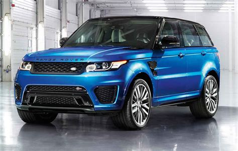 2015 range rover 2015 range rover svr borrows f type s v8 car tavern