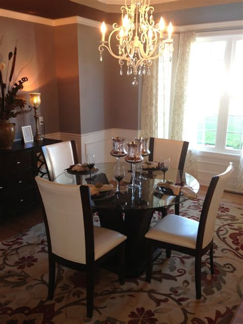Show Home Dining Room by The 2 Seasons The Lifestyle