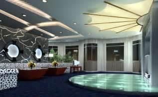 Fashion lounge hotel interior design 3d 3d house free 3d house
